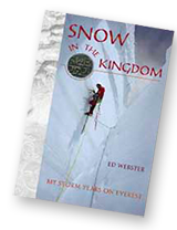 Snow in the kingdom cover